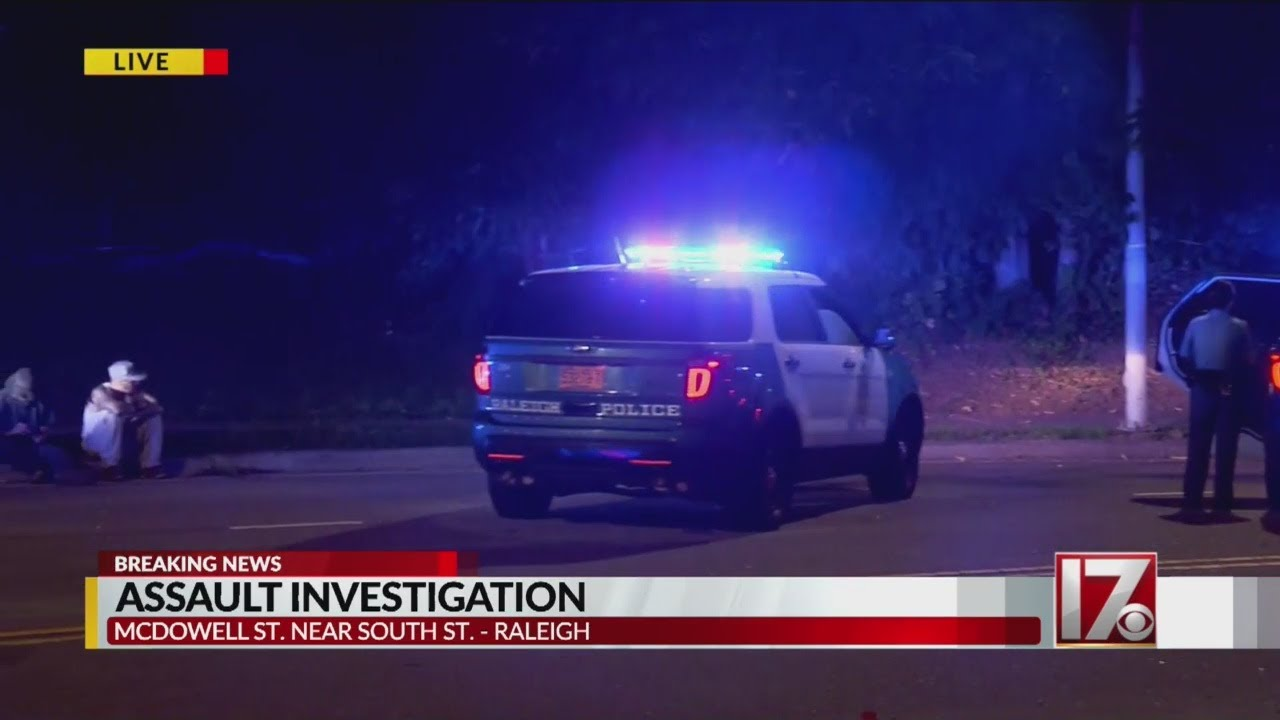 'Raleigh is better than this:' 12 arrests, 5 officers hospitalized in ...