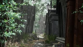 Old Cemetery (Unreal Engine 4)