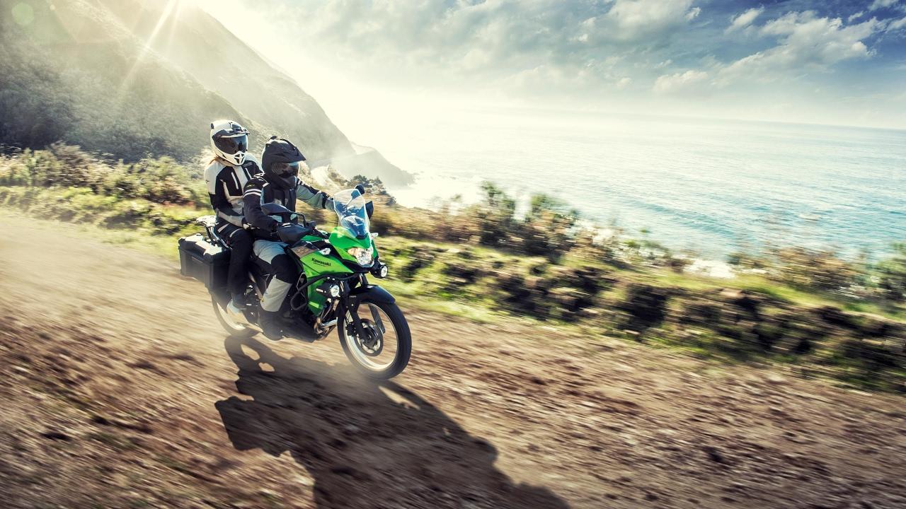 New Kawasaki Versys-X 300 MY17 - ANY ROAD ANY TIME