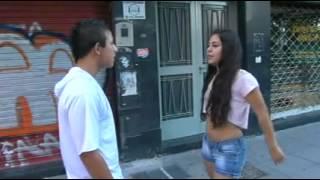 Historia de amor cantada 15 años sabrina 2012