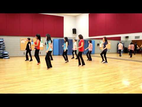 Gentleman - Line Dance (Dance & Teach in English & 中文)
