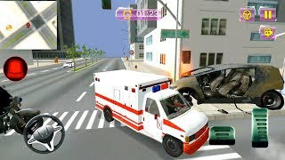 City Ambulance Simulator: Accident Rescue Duty - Android Gameplay FHD