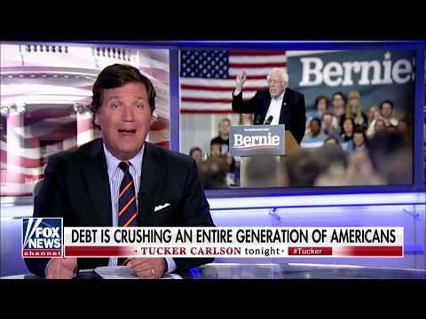 Tucker Carlson: Don't Be So Sure Trump Beats Bernie