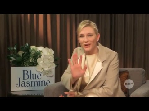 Cate Blanchett Moments Part 16