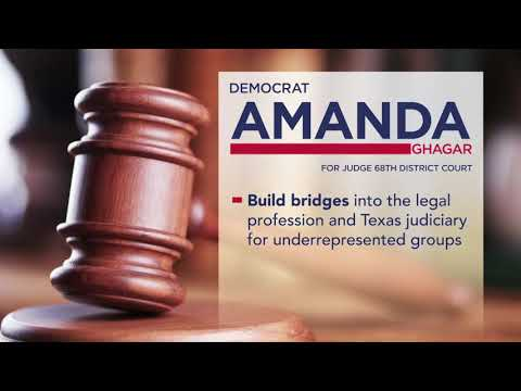 Amanda For Judge of the 68th District Court