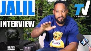 """JALIL """"BLACK PANTHER"""" EXKLUSIV INTERVIEW mit FLER - 2 Stunden Realtalk geführt von Davud"""