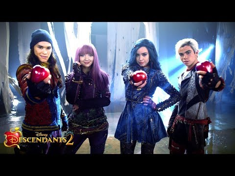Descendants 2 - Rather Be With You - Lyrics
