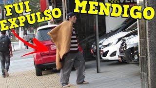 COMPREI UM CARRO VESTIDO DE MENDINGO! #DESAFIO 34