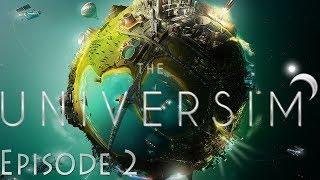 THE UNIVERSIM - A new Black & White God Game? #2