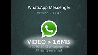 How to send full movie in whatsapp 100 working in tamil
