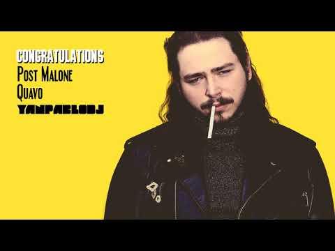 Yan Pablo DJ Post Malone e Quavo - Congratulations FUNK REMIX