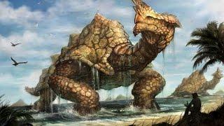 10 САМЫХ КРУПНЕЙШИХ ДИНОЗАВРОВ и других доисторических существ.