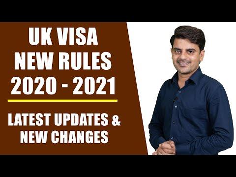 UK Visa New Rules 2020 - 2021 | Study In UK Student Visa | UK Immigration New Updates | Study Abroad
