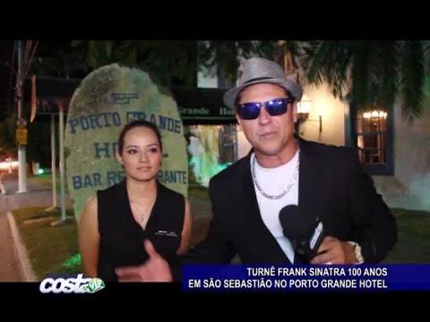 Frank Sinatra, Elvis Presley e ABBA Cover no Porto Grande Hotel