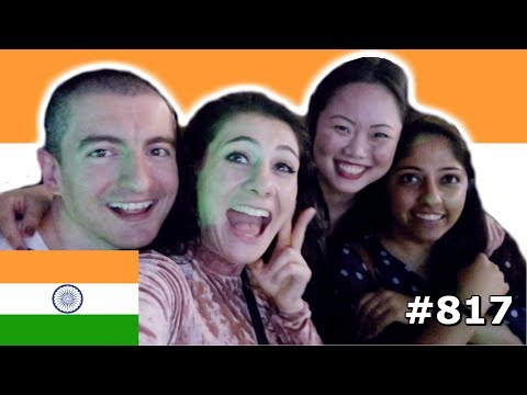 BOLLYWOOD MADNESS: HOW FOREIGNERS PARTY IN INDIA DAY 817 | TRAVEL VLOG IV