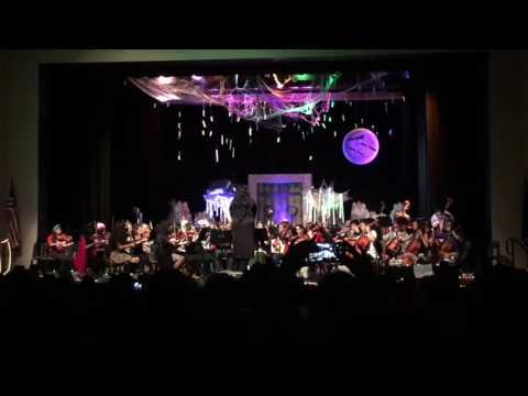 LHS Orchestra Intermediate Spooktacular 2016 - The Abandoned Funhouse