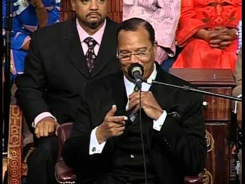 The Honorable Minister Louis Farrakhan, Union Temple Baptist Church