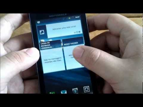 Review Motorola Milestone 3