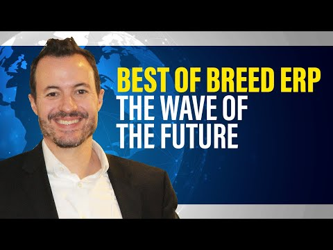 Best Of Breed ERP Systems | Postmodern ERP | Pros And Cons