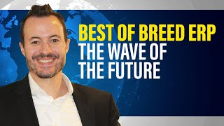 Best of Breed EŔP Systems   Postmodern ERP   Pros and Cons