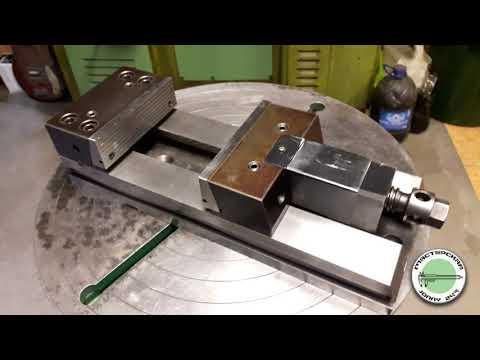 Тиски станочные прецизионные MVN-150