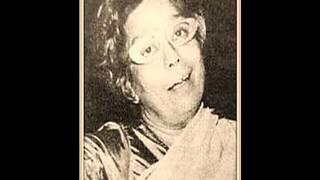 Shamshad Begum & Rajkumari - Dhak Dhak Dhadke Dil Mera - Thes (1949)