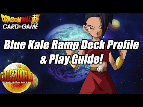 Blue Kale Ramp Deck Profile & Play Guide! - Dragon Ball Super Card Game
