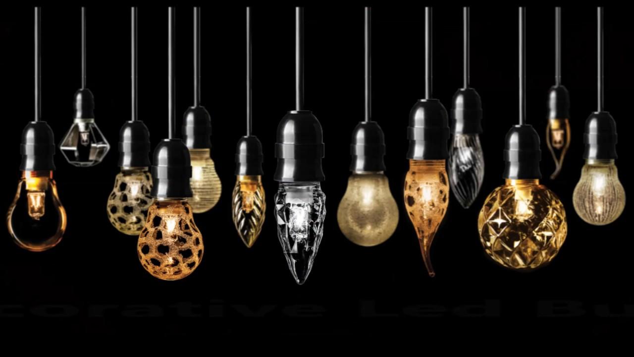 Antique lighting decorative led bulbs amd decor youtube arubaitofo Choice Image
