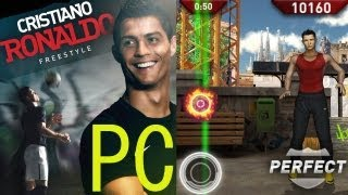 Cristiano Ronaldo Freestyle Soccer Gameplay PC HD