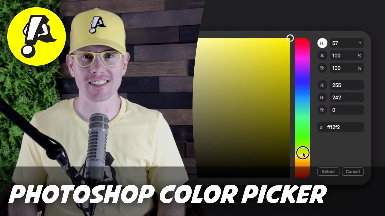 Photoshop Color Picker in Flutter | Widget Workshop