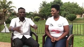 KWAKU MANU AGGRESSIVE INTERVIEW WITH HARUNA SAFINA 😁