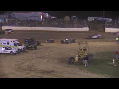 UMP Modified Feature from Florence Speedway, April 8th, 2017.