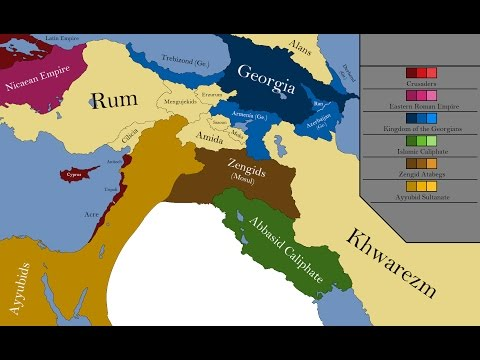 The Mediaeval Middle East: Every Year