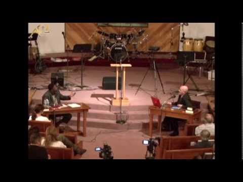 Is the Bible the Word of God? White vs Awal - 6/21/2010