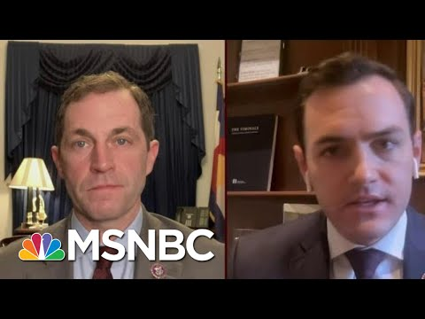 Congressmen Work To Secure Location For War On Terrorism Memorial | Morning Joe | MSNBC