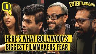 Karan Johar, Anurag Kashyap, Zoya Akhtar and Dibakar Banerjee Talk About Ghost Stories| The Quint