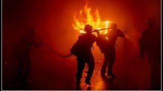 California Wildfires; Why there's going to be a PGE power shutoff