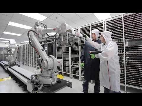 Industry 4.0 - Our smart factory in Singapore | Infineon