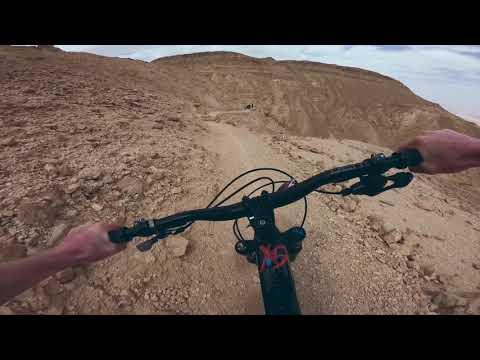 Riding The ISRAEL BIKE TRAIL!