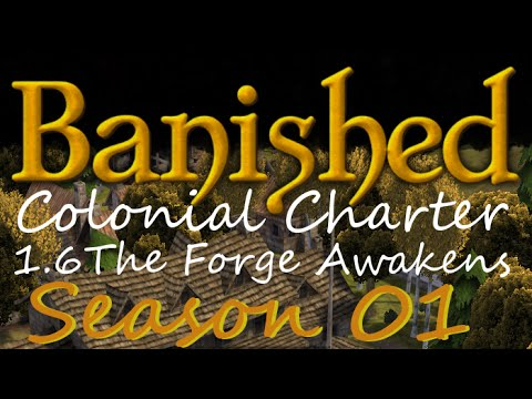 Banished S01E010 Expanding the harbor