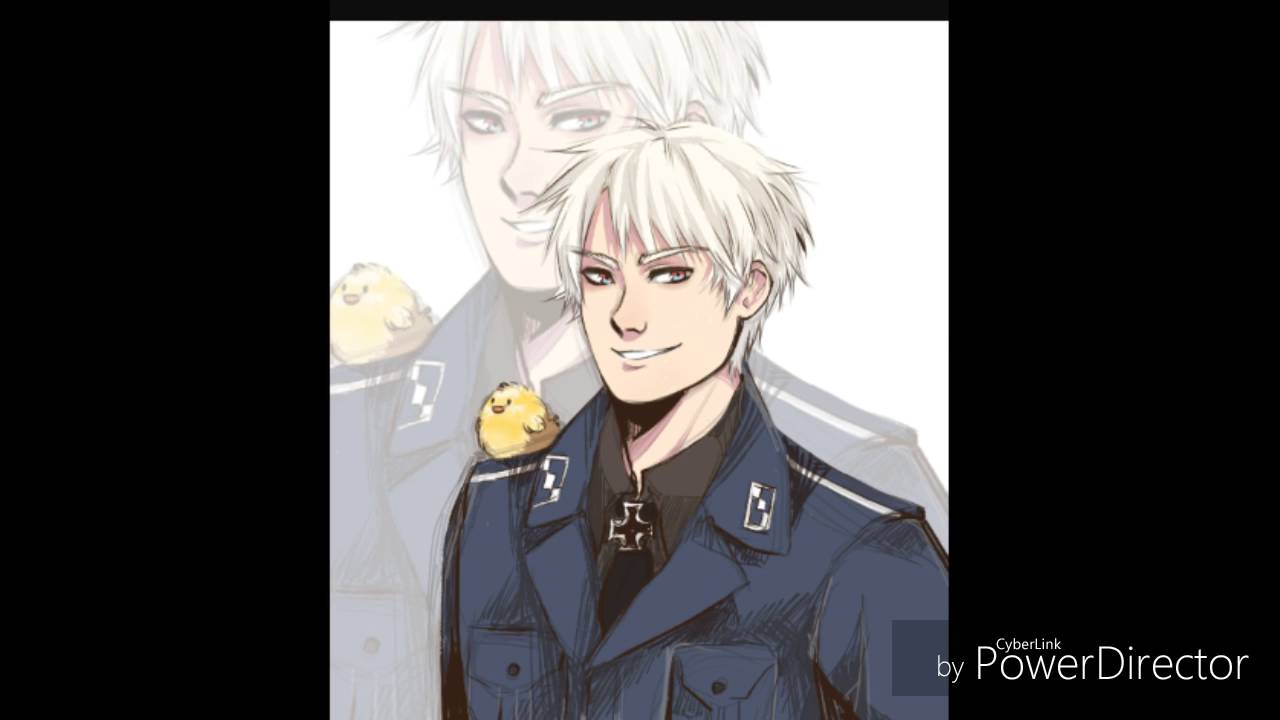 *Prussia me too by Meg...