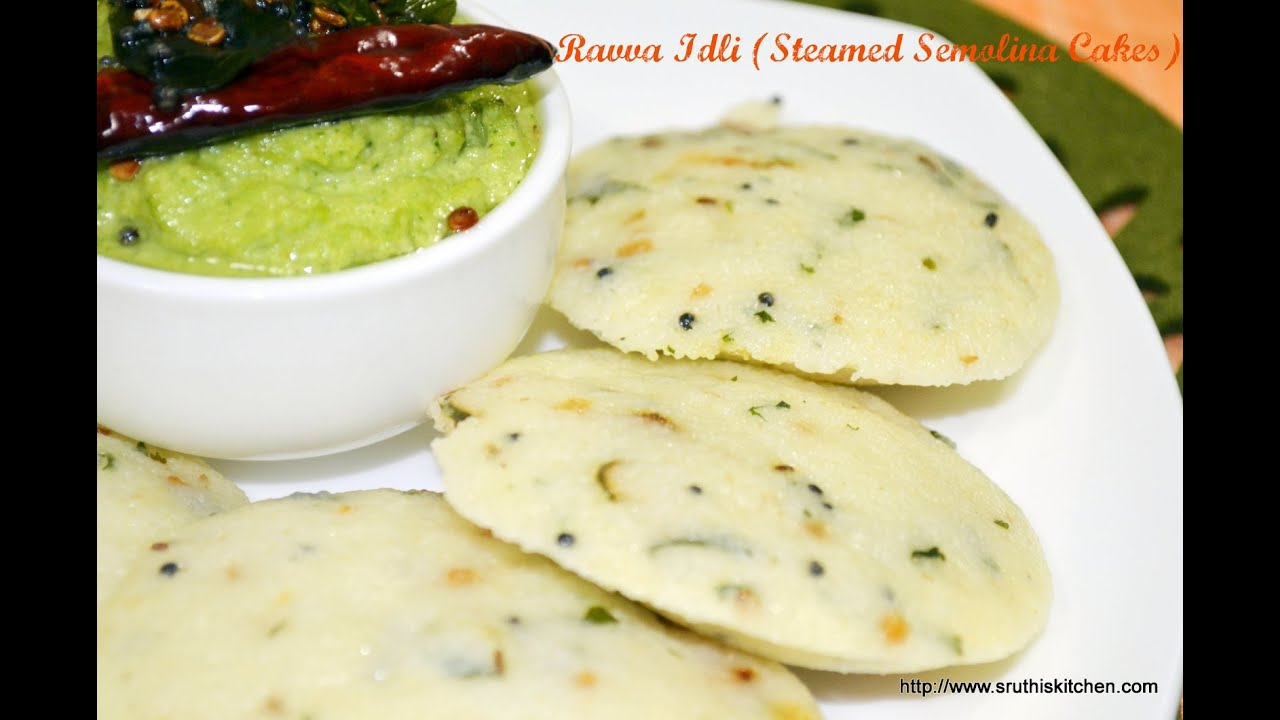 Rava idli sooji idli seasoned steamed dumplings south indian rava idli sooji idli seasoned steamed dumplings south indian breakfast snack recipe youtube forumfinder Image collections