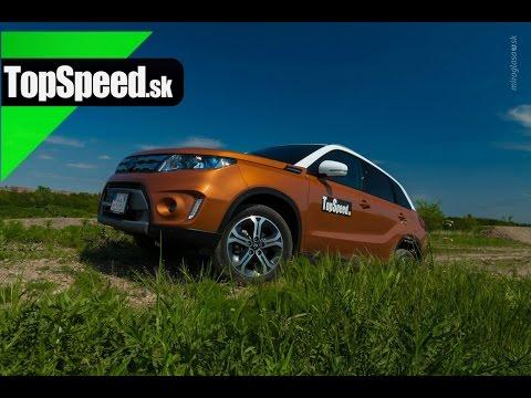 Test Suzuki Vitara 4WD 1.6 VVT TopSpeed.sk