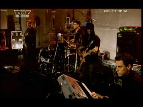 Pixie Lott - Band Aid (TMF Session)
