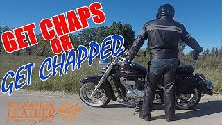 Get Chaps or Get Chapped