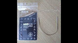 Addi Sock wonder small circular knitting needle review