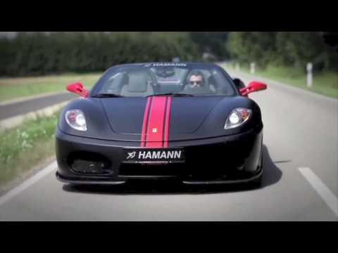 Ferrari hamann black miracle youtube for Arne herrmann