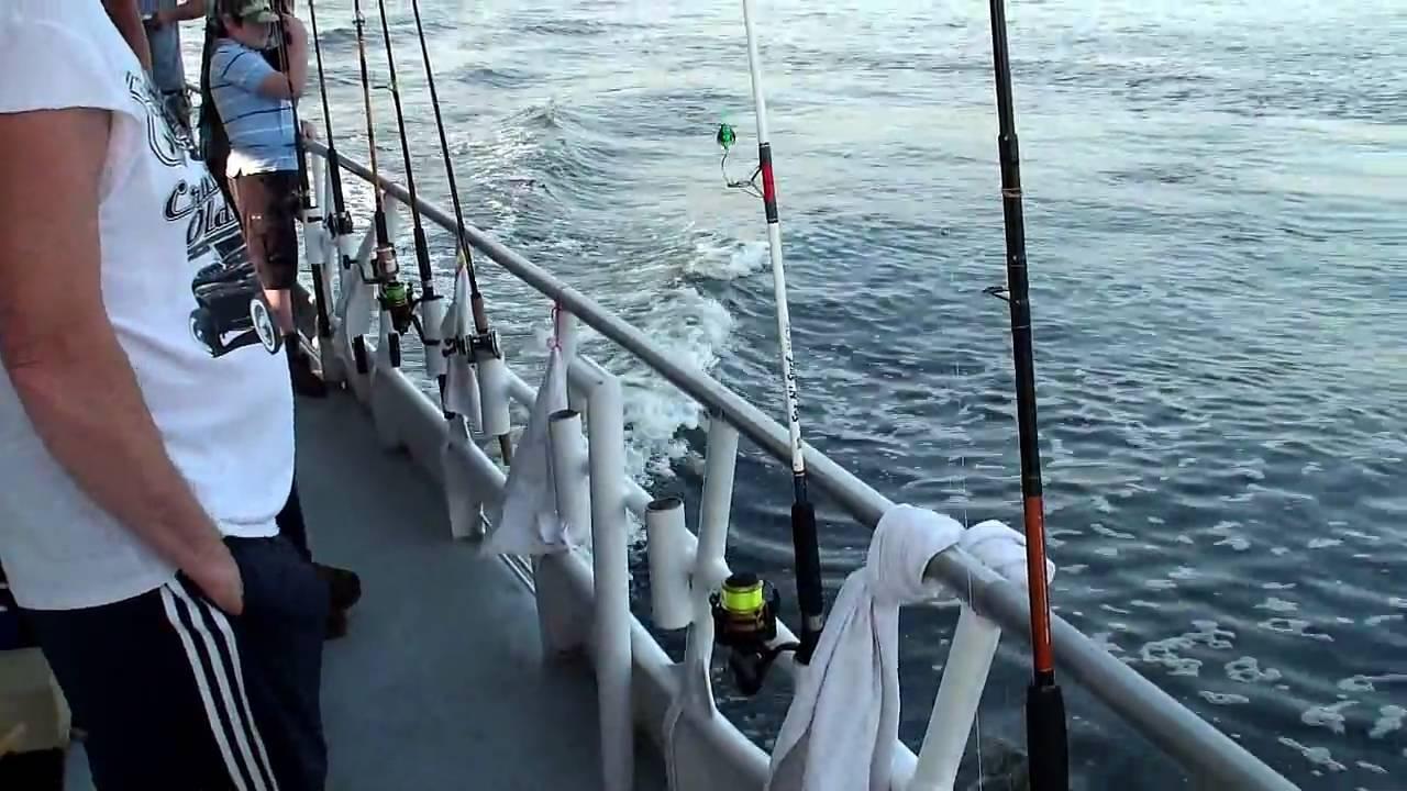 Atlantic highlands marina youtube for Atlantic highlands fishing report