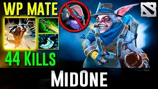 MidOne 44 Frags Killer Meepo Dota 2