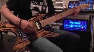 1985年 LOUDNESSが世界進出を目指して発表されたアルバム「THUNDER IN T...